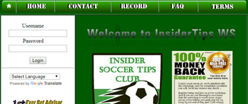 Weekend soccer tipsters